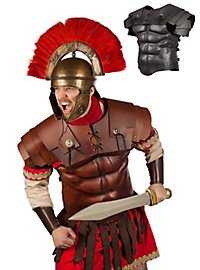 Leather armour - Centurio with shoulders