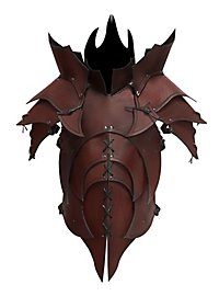 Leather Armour with shoulders - Demon