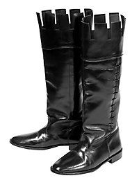 "Leather Boots ""King"""