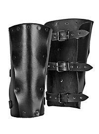 Leather Bracers Assassin