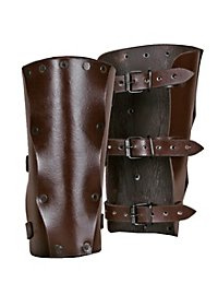 Bracers - Assassin brown