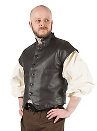 Leather doublet - Ortega