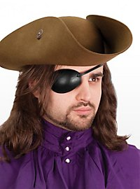 Leather eye patch - Mate