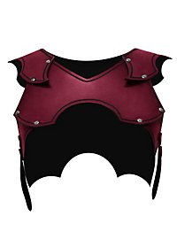 Leather Gorget - Strayer
