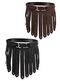 Leather Armour Skirt - Centurio