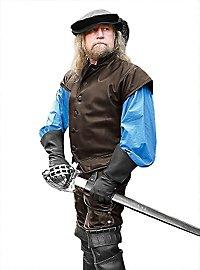 Leather Pants Mercenary