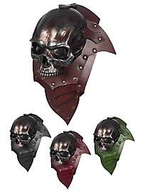 Leather Pauldron - Lord of Bones Metallic (Single)