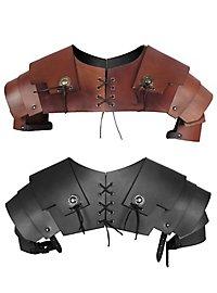 Leather Pauldrons - Centurio
