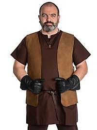 Leather vest - Journeyman