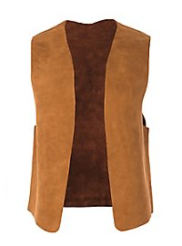 Leather vest - Journeyman