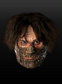 Leatherface avec muselière Masque en latex