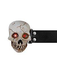 LED-Gürtel Totenkopf (Fehlerhafte Ware)