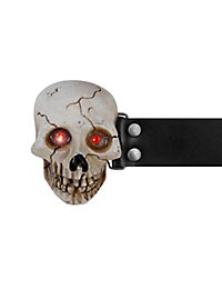 LED Skull Belt (Faulty Item)