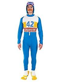 Legendary ski jumper costume