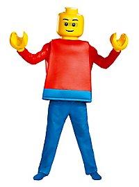 Lego figure child costume