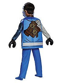 Lego Ninjago Jay Child Costume