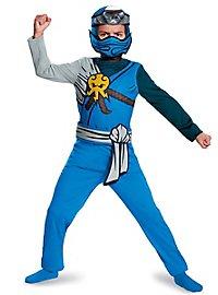 Lego Ninjago Jay Jumpsuit Kostüm für Kinder