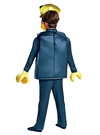 Lego policeman child costume