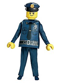 Lego Polizist Kinderkostüm