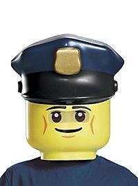 Lego Polizist Maske