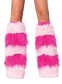 Legwarmer rosa-pink
