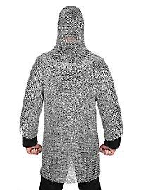 Leichtes Kettenhemd aus Aluminium