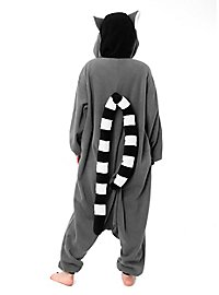 Lemur Kigurumi Kostüm