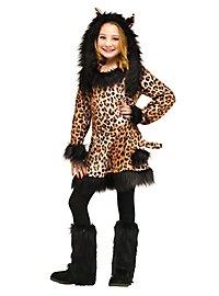 Leopard kid's costume