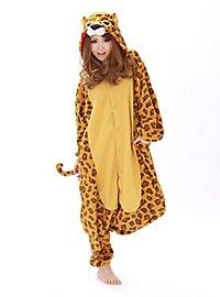 Leopard Kigurumi Kostüm