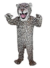 Leopard Maskottchen