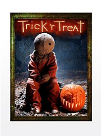 "Leuchtportrait ""Trick 'r Treat"""