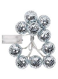 Lichterkette Discokugel