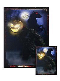 Light Effect Portrait Headless Horseman large