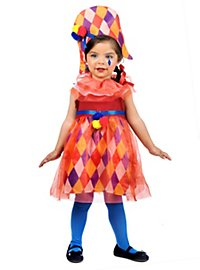 Lil' Harlequin Baby Costume