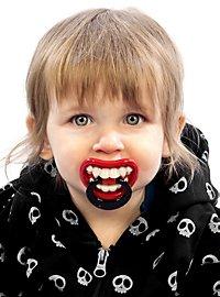 Lil' Vampire pacifier