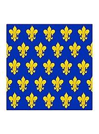 Flagge Lilien