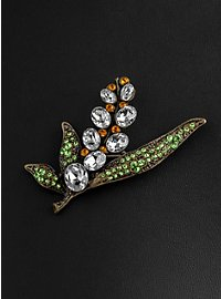 Lily of the Valley Brooch antique
