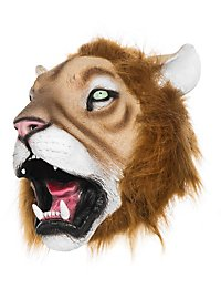 Lion Latex Full Mask Lion