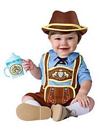 Little Bavarian Baby Costume