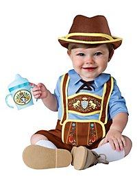 Little Bavarian Baby Costume