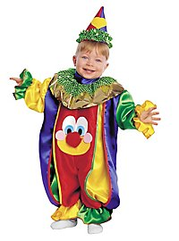 Little Clown Baby Costume
