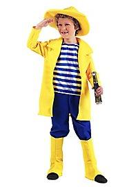 Little Fisherman Kids Costume