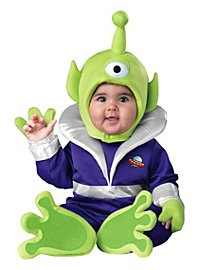 Little Martian Baby Costume