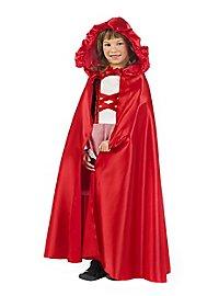 Little Red Riding Hood Kapuzencape for children