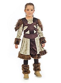 Little Viking Warrior Child Costume