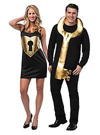 Lock & Key Couples Costume