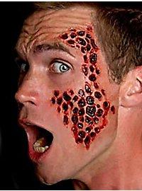Löchrige Haut 3D FX Transfers