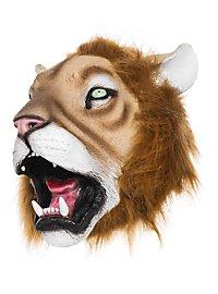 Löwe Maske aus Latex