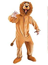 Löwen Maskottchen Kostüm