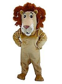Löwenkönig Maskottchen